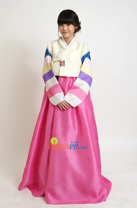 Hanbok Pakaian Tradisional Korea Selatan